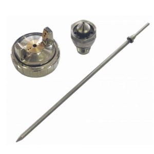 Сменный комплект для краскопульта HUBERTH R500 (игла, дюза, воздушная головка) 1,4 мм